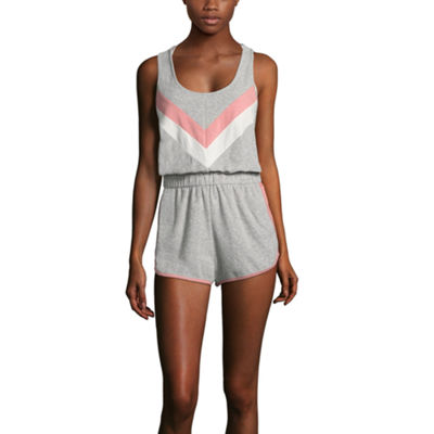Inspired Hearts Terry Cloth Swimsuit Cover-Up Dress-Juniors