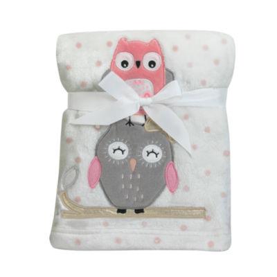 Lambs & Ivy Family Tree Baby Blankets