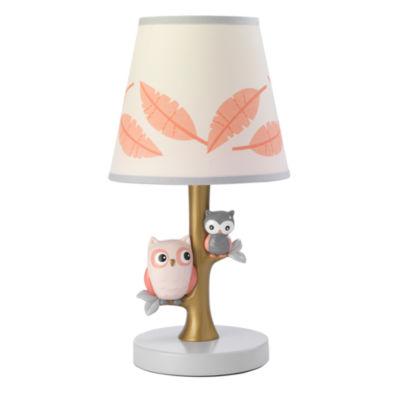 Lambs & Ivy Family Tree Table Lamp