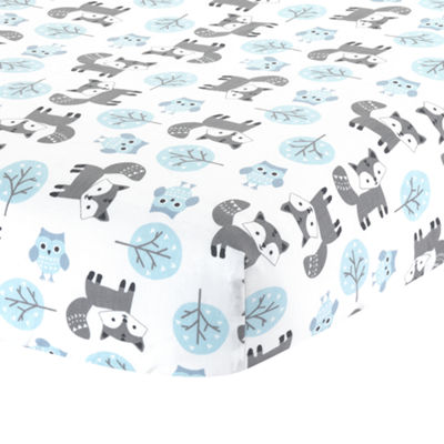 Lambs & Ivy Stay Wild 4-pc. Crib Bedding Set