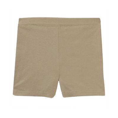 French Toast Pull-On Shorts Preschool Girls