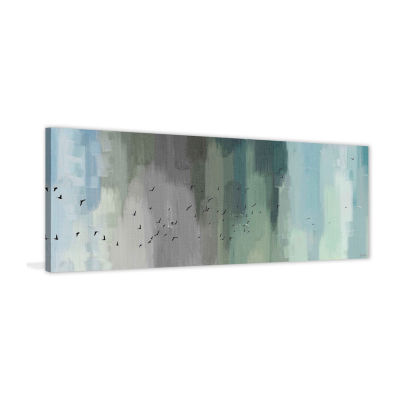 Dorchester Painting Print on Wrapped Canvas