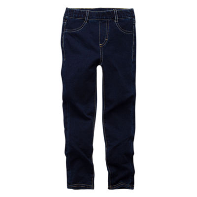 Levi's Slim Pants-Preschool Girls Slim