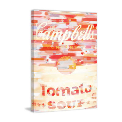 Campbells Painting Print on Wrapped Canvas