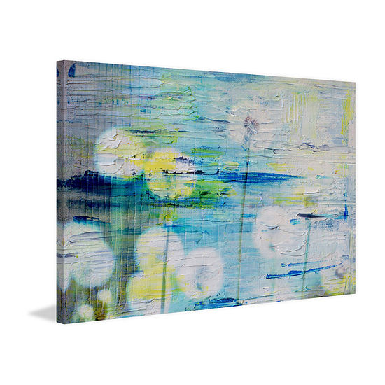 Dandy Bunch Painting Print on Wrapped Canvas