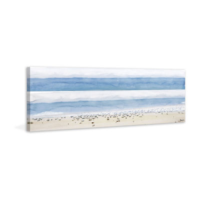 House Ipanema Painting Print on Wrapped Canvas