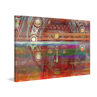 Kalpi Painting Print on Wrapped Canvas