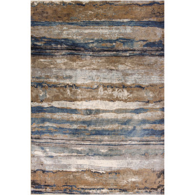 Kas Landscape Rectangular Indoor Rugs