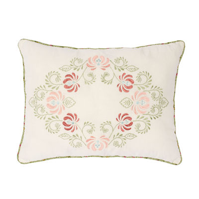 Nostalgia Home Eve 14x20 Rectangular Throw Pillow
