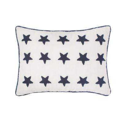 Nostalgia Home Nathan 14x20 Rectangular Throw Pillow