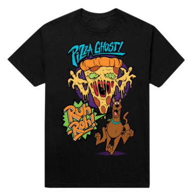 Scooby Doo Pizza Ghost Graphic Tee