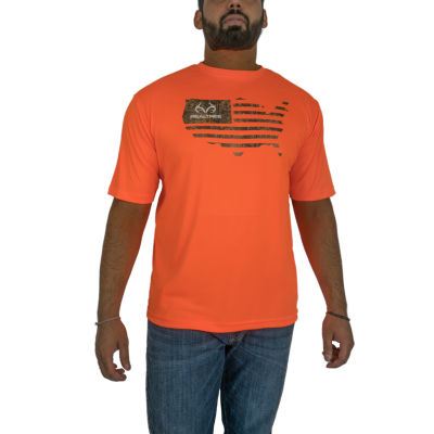 Realtree Short Sleeve Crew Neck T-Shirt