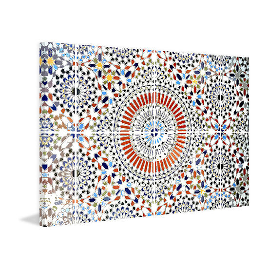 Kortoba Painting Print on Wrapped Canvas