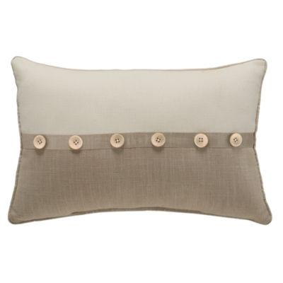 Croscill Classics Berin 12x18 Rectangular Throw Pillow