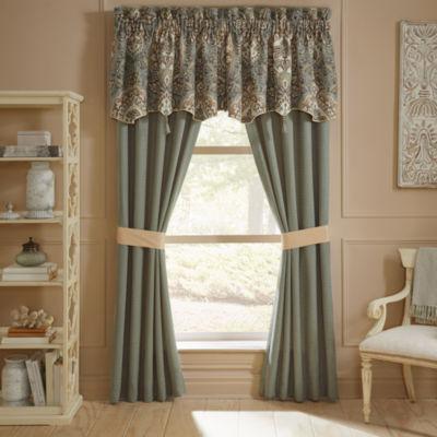 Croscill Classics Rea Rod-Pocket Curtain Panel