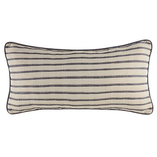 Croscill Classics Auden 12x24 Rectangular Throw Pillow