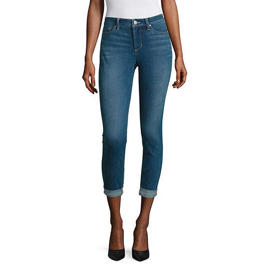 a.n.a Womens Cropped Jean