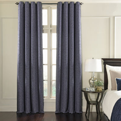 Beautyrest Arlette Blackout Grommet-Top Curtain Panel