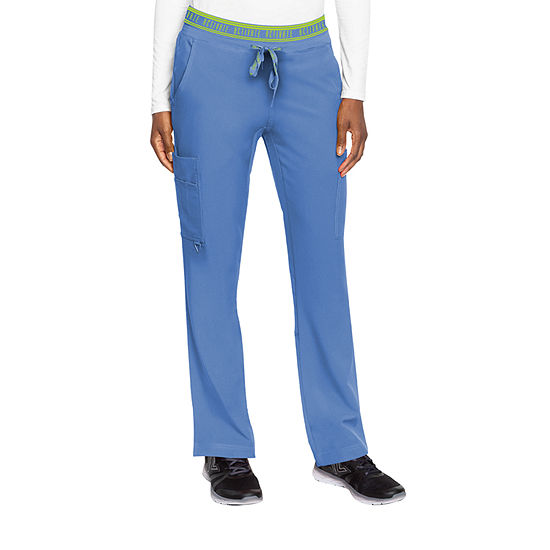 Med Couture Activate Womens Scrub Pants-Petite