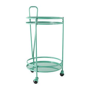 Outdoor Oasis Patio Serving Cart