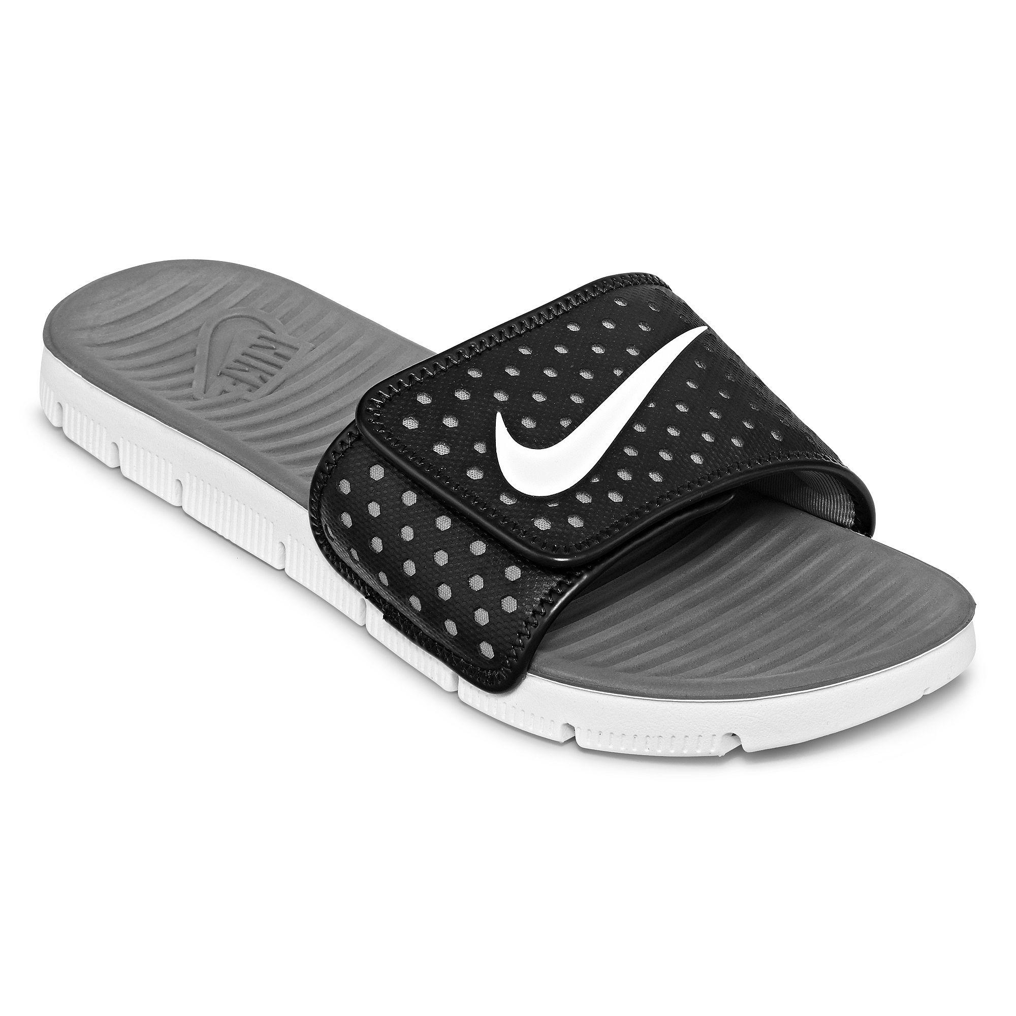 b9af0c9a77110f ... UPC 888507315014 product image for Nike Flex Motion Mens Slide Sandals