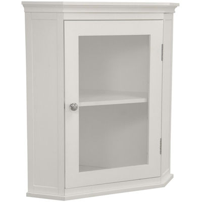 Sutton Bathroom Corner Wall Cabinet
