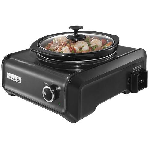 Crock-Pot® Hook Up® Connectable Entertaining System, 2-qt. Slow Cooker
