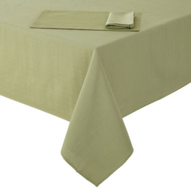 jcpenney.com | JCPenney Home ™ Mitchell Textured Table Linen Collection