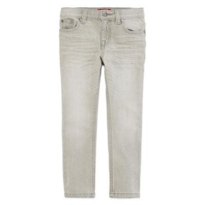 Arizona Skinny Jeans - Preschool Boys 4-7
