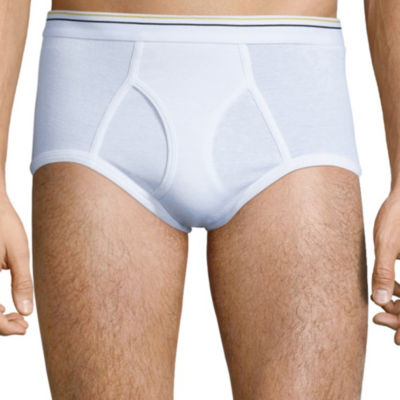 Stafford® 6-Pk. Cotton Full Cut Briefs + Bonus Pair