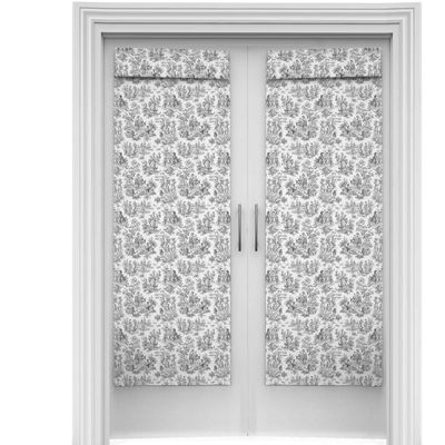 Charmed Life Rod Pocket Door Panel