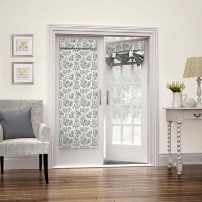 Waverly® Charmed Life Rod-Pocket Door Panel