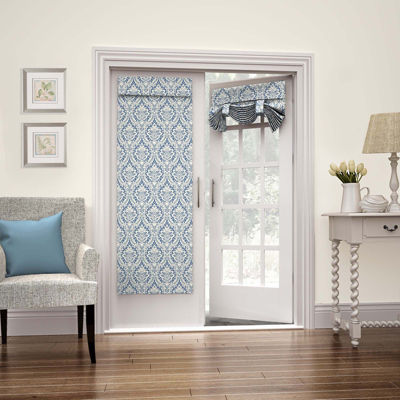 Captivating Waverly® Donnington Rod Pocket Door Panel