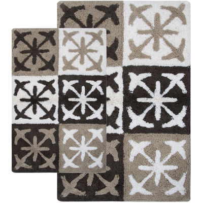 Chesapeake Merchandising Columbia 2-pc. Bath Rug Set