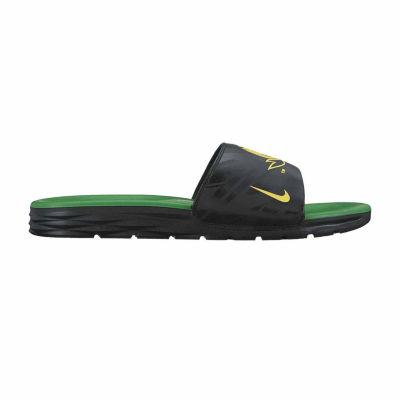 Nike Benassi Oregon Mens Slide Sandals