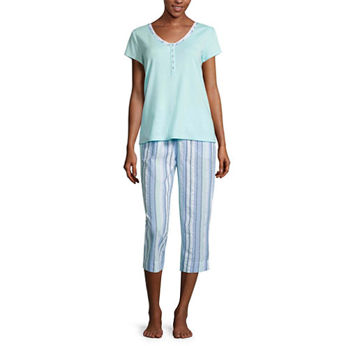 Adonna Capri Pajama Set