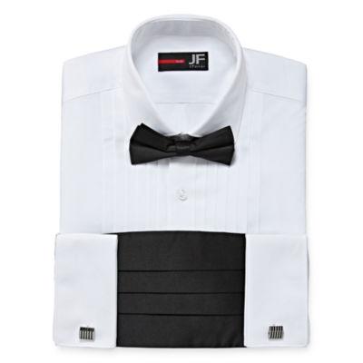 JF J.Ferrar Tuxedo Shirt