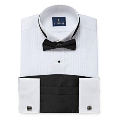Stafford Tuxedo Shirt