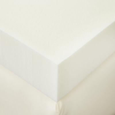 Restful Solutions Deluxe 4 Inch Memory Foam Topper