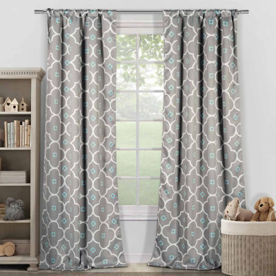 Duck River Textiles Gingalia 2-Pack Curtain Panel