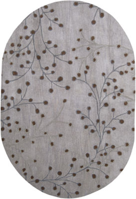 Decor 140 Aloysia Hand Tufted Oval Rugs