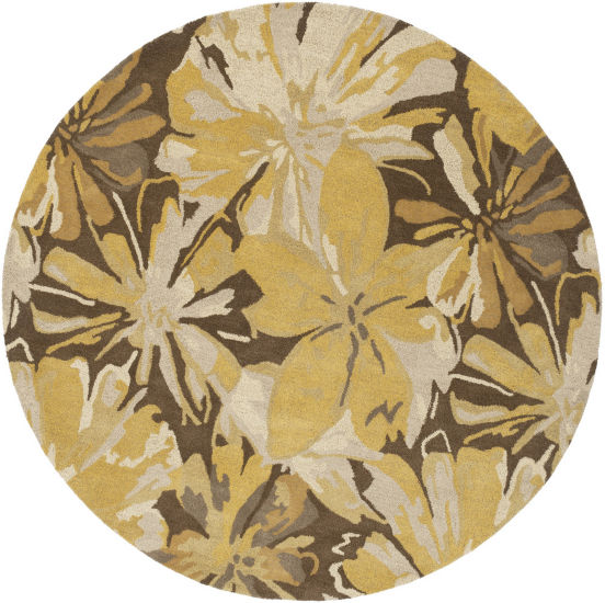 Decor 140 Amaranthus Hand Tufted Round Rugs