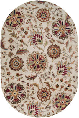 Decor 140 Alstonia Hand Tufted Oval Rugs
