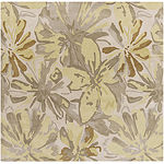 Decor 140 Amaranthus Hand Tufted Square Rugs