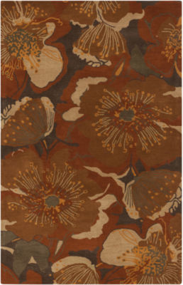 Decor 140 Amaryllis Hand Tufted Rectangular Rugs