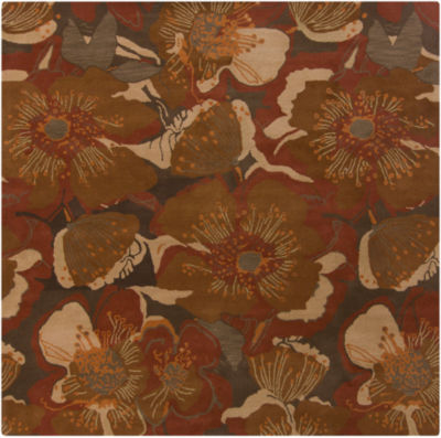 Decor 140 Amaryllis Hand Tufted Square Rugs