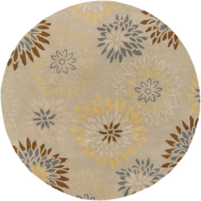 Decor 140 Ambrosia Hand Tufted Round Rugs