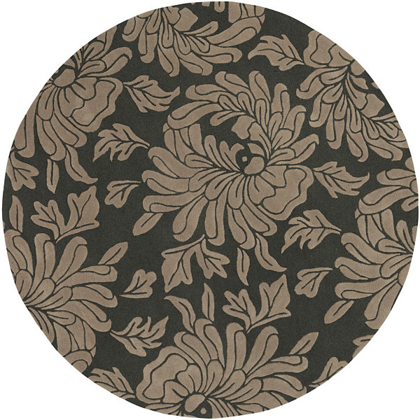 Decor 140 Andrea Hand Tufted Round Rugs