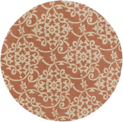 Decor 140 Annan Hand Tufted Round Rugs