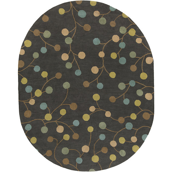 Decor 140 Amicia Hand Tufted Oval Rugs